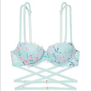 victoria's secret wrap around push-up bra